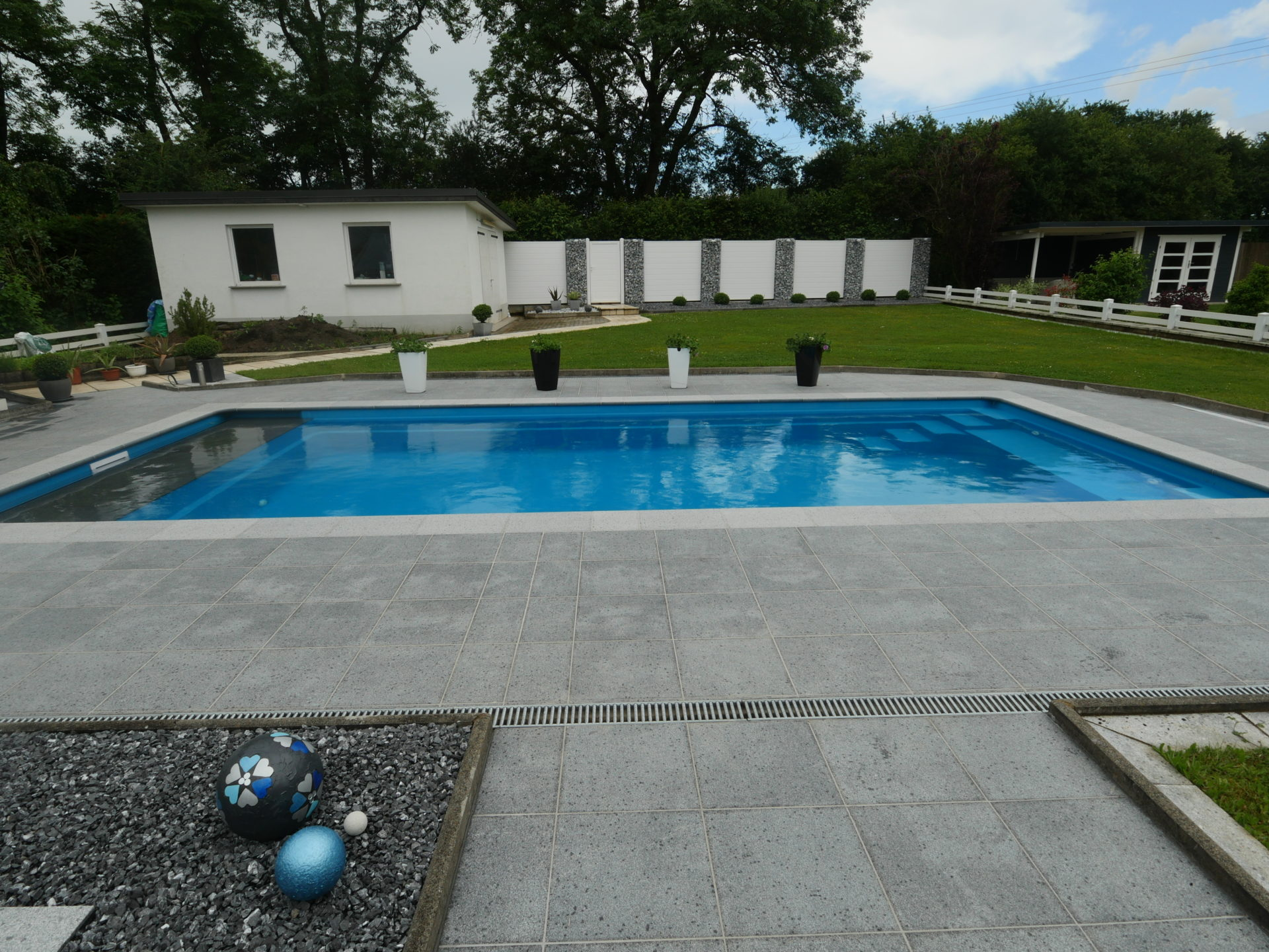 Tranquility crystal blue leisure pools - Piscine leisure pools ...