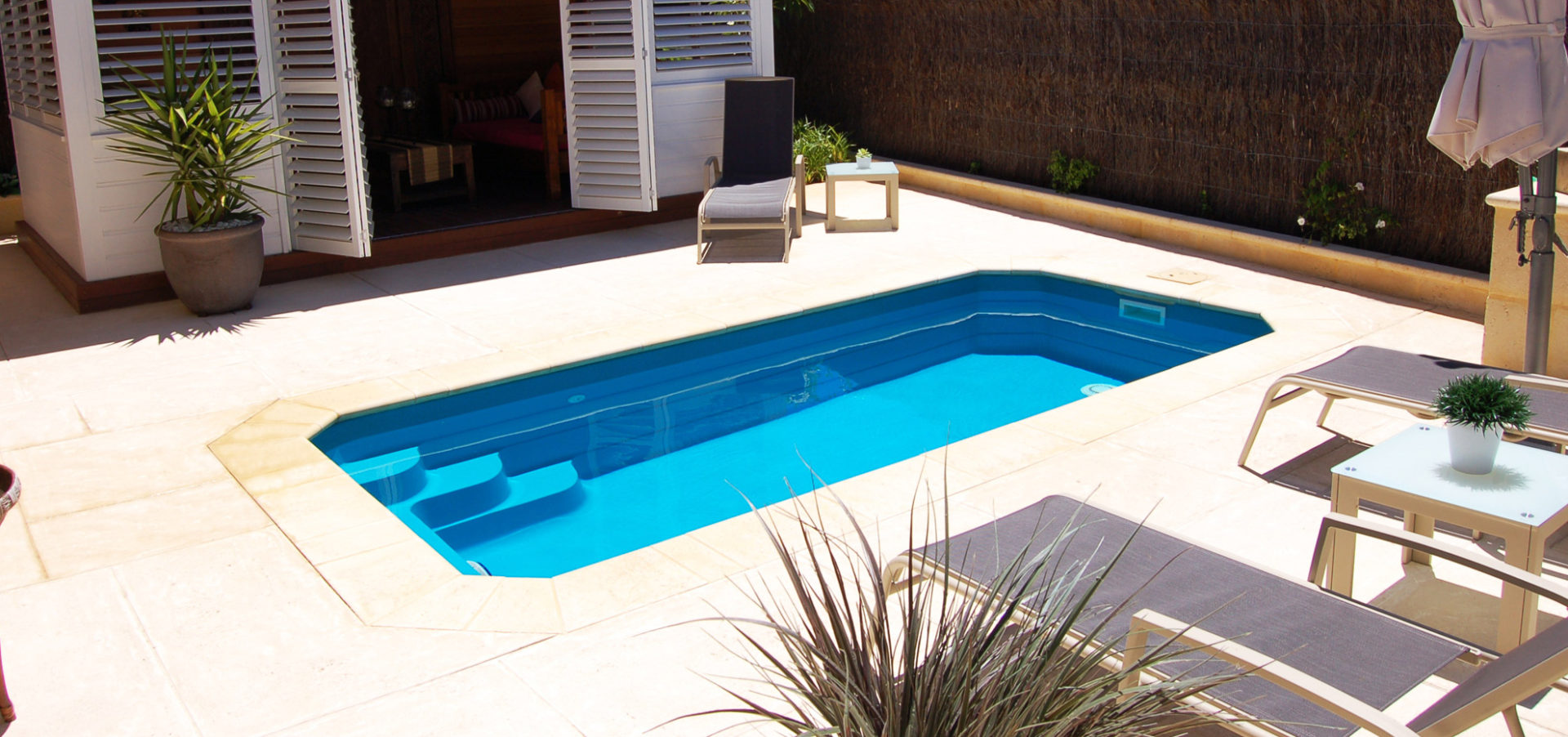 Leisure pools la piscine coque olympus un mod le for Piscine leisure pools
