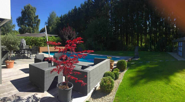 piscine avec volet de s curit hors sol quelques id es leisure pools. Black Bedroom Furniture Sets. Home Design Ideas
