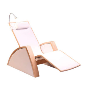 Diva Relax Deluxe : Chaise longue chauffante Physiotherm