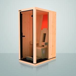 Ergo Balance I Plus : cabine infrarouge Physiotherm