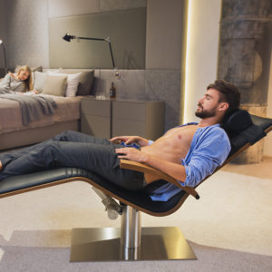 Diva Relax Living : Chaise longue chauffante Physiotherm