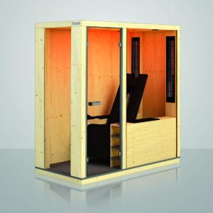 Ergo Balance I Relax : Cabine infrarouge Physiotherm
