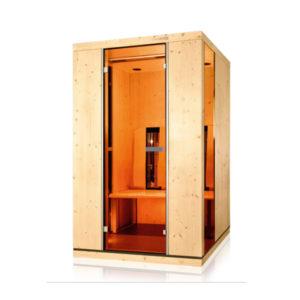 Ergo Balance II Pro : Cabine infrarouge Physiotherm