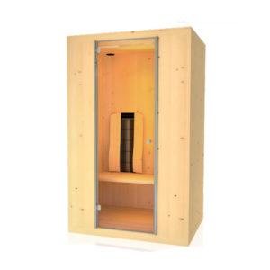 Ergo Vital II Pro : Cabine infrarouge Physiotherm